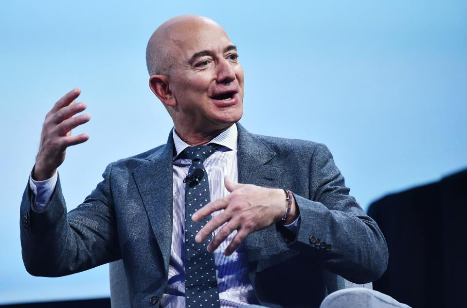LC Individual assignment Case Study: Evaluate the leadership of Jeff Bezos