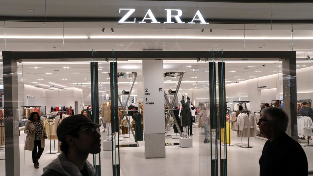 Management of a Project in Zara Assignment